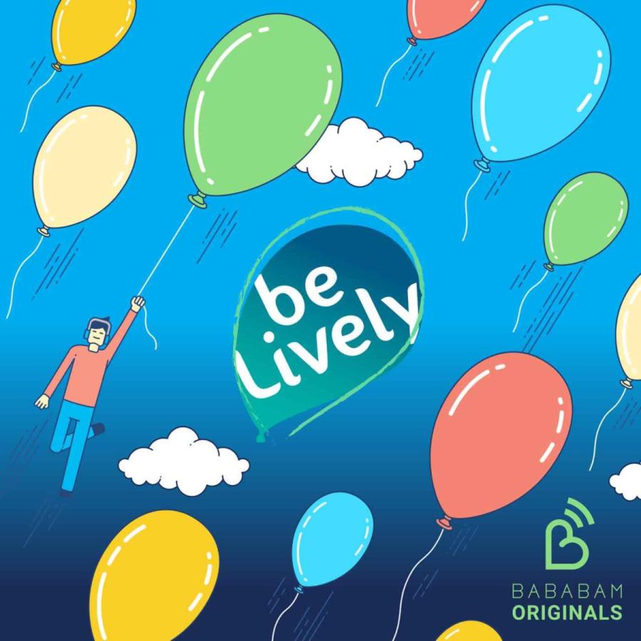 Be Lively, les exercices bien-être - cover