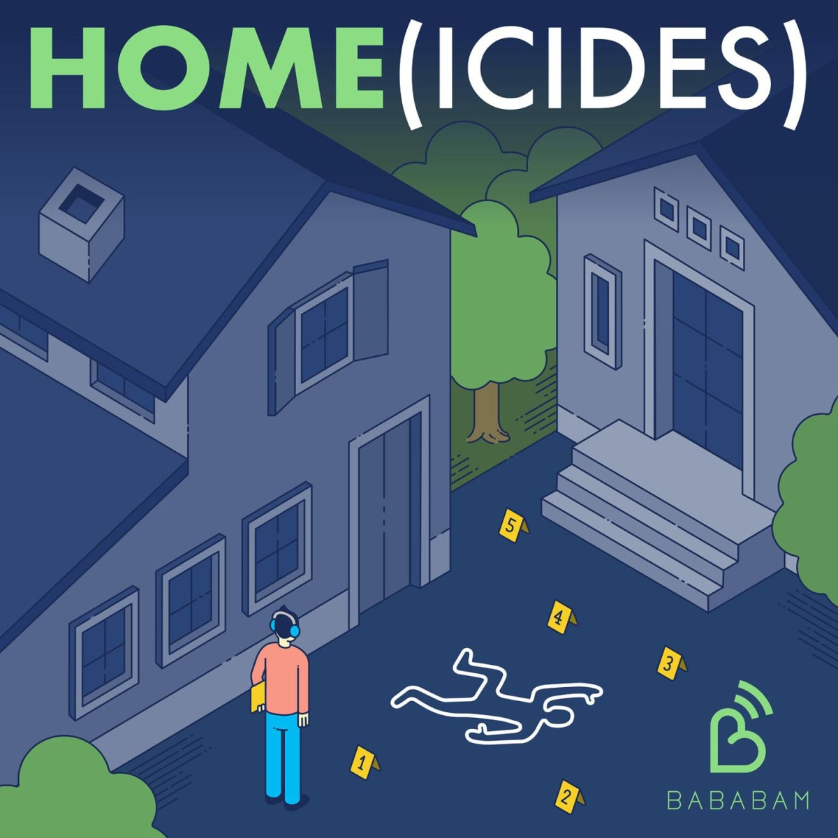 Home(icides) - cover